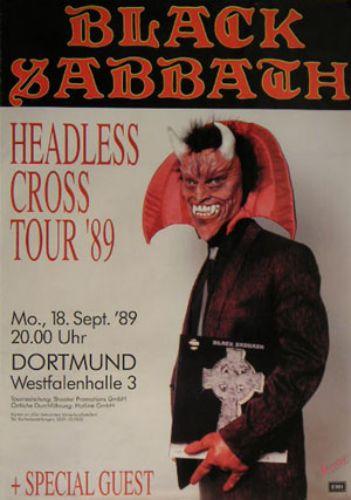 Black Sabbath   original Plakat