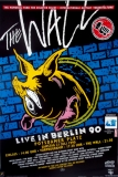 WATERS, ROGER - PINK FLOYD - 1990 - Konzertplakat - Wall - Tourposter - Bunt