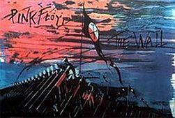 Pink Floyd Posterflagge