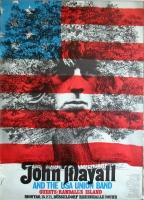 MAYALL, JOHN - 1971 - Plakat - Günther Kieser - Poster - Düsseldorf