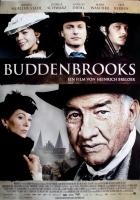 BUDDENBROOKS - 2008 - Filmplakat -  Armin Mueller?Stahl - Iris Berben - Poster