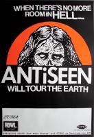 ANTISEEN - 1993 - Tourplakat - Concert - Eat more Possum - Tourposter