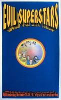 EVIL SUPERSTARS - 1994 - Konzertplakat - Concert - Poster - Vera - Groningen