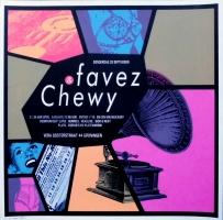 CHEWY & FAVEZ - 2000 - Konzertplakat - Concert - Poster - Vera - Groningen