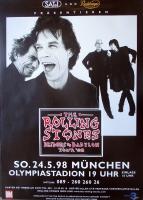 ROLLING STONES - 1998-05-24 - Plakat - Bridges to - Poster - München (G)