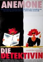 ANEMONE - DIE DETEKTIVIN - 1994 - Plakat - Paul Weller - Status Quo - Poster
