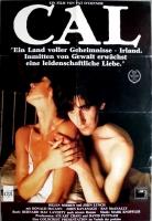 CAL - 1984 - Plakat - Mark Knopfler - Dire Straits - Poster