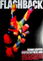 FLASHBACK - 1990 - Film - Jimi Hendrix - Rolling Stones - The Kinks - Poster