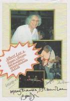 LEE, ALBERT - 2006 - Original Autogramm - Hogans Heroes - Signiert - Sinzheim