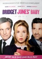BRIDGET JONES BABY - 2016 - Film - Renée Zellweger - Colin Firth - Poster