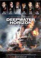 DEEPWATER HORIZON - 2016 - Film - Kurt Russell - John Malkovich - Poster