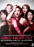 GIRLS NIGHT OUT - 2017 - Film - Scarlett Johansson - Zoë Kravitz - Poster