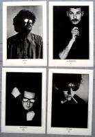 FRANKIE GOES TO HOLLYWOOD - 198X - Promotion Fotos (4 Stück)