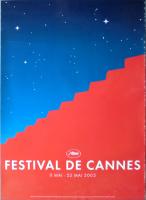 FESTIVAL DE CANNES - 2005 - Plakat - Poster
