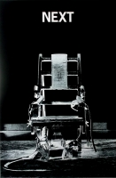 NEXT - Gothic - Plakat - Elektrischer Stuhl - Electric Chair - Alchemy - Poster