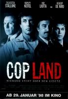 COP LAND - 1998 - Filmplakat - Stallone - Keitel - De Niro - Liotta - Poster