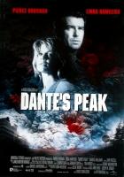 DANTES PEAK - 1997 - Filmplakat - Pierce Brosnan - Linda Hamilton - Poster