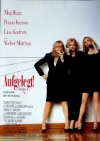 AUFGELEGT - 2000 - Filmplakat - Ryan - Keaton - Kudrow - Matthau - Poster