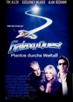 GALAXY QUEST - 1999 - Filmplakat - Sigourney Weaver - Tim Allen - Poster