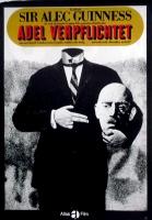 ADEL VERPFLICHTET - 1964 - Filmplakat - Alec Guinness - Poster