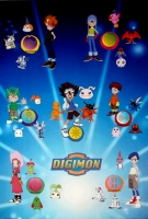 DIGIMON - 1999 - Kind - Poster - A