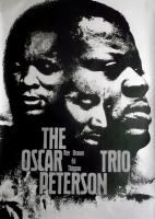 PETERSON TRIO, OSCAR - 1965 - Plakat - Günther Kieser - Poster
