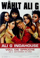 ALI G INDAHOUSE - 2002 - Filmplakat - Hip Hop - Sexy - Wählt Ali G - Poster