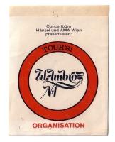 AMBROS, WOLFGANG - 1981 - Pass - Organisation