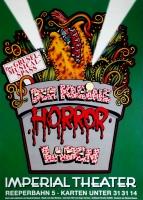 DER KLEINE HORROR LADEN - 1998 - Plakat - Musical - Poster - Hamburg
