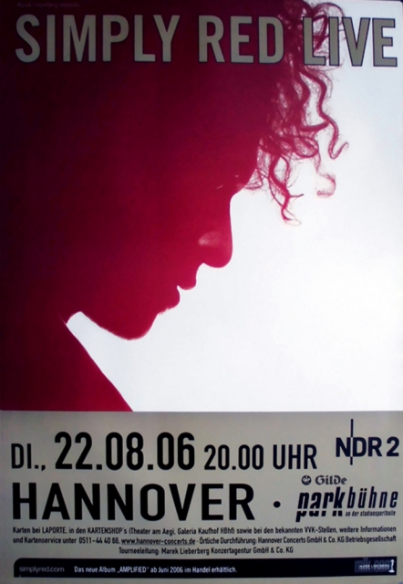 Simply Red Hannover