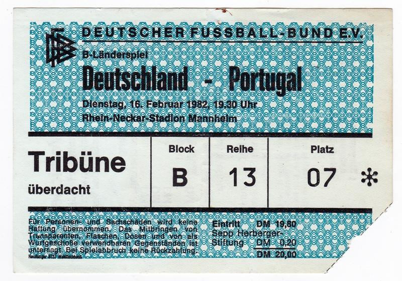 Deutschland Fußball Tickets