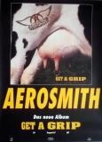 AEROSMITH - 1993 - Promoplakat - Get a Grip - Poster