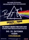 BRIT FLOYD - 2015 - Plakat - Pink Floyd - Space & Time - Tour - Poster - Essen