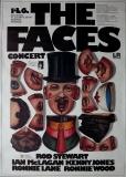FACES - 1973 - Plakat - Rod Stewart - Günther Kieser - Poster - Offenbach