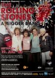 ROLLING STONES - 2006-07-19 - Plakat - Bigger Bang - Poster - Hannover (G)