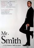MR. & MRS. SMITH - 2005 - Filmplakat - Brad Pitt - Poster