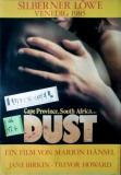 DUST - 1985 - Filmplakat - Jane Birkin - Trevor Howard - Poster