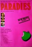 PARADIES - 1986 - Filmplakat - Doris Dörrie - Lauterbach - Thalbach - Poster