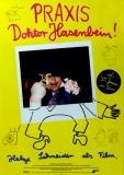 PRAXIS DOKTOR HASENBEIN - Filmplakat - 1997 - Helge Schneider - Poster