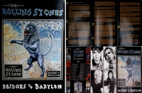 ROLLING STONES - 1997-00-00 - Promomappe - Bridges to Babylon - Magazin