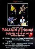ROLLING STONES - 1999-05-29 - Plakat - Bridges to - Poster - Stuttgart (G)