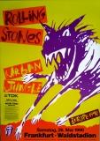 ROLLING STONES - 1990-05-26 - Plakat - Urban Jungle - Poster - Frankfurt (H)