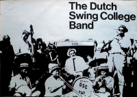 DUTCH SWING COLLEGE BAND - 1971 - Tourplakat - Bäder - Tourposter - B
