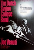 DUTCH SWING COLLEGE BAND - 1971 - Konzertplakat - Jazz - Tourposter - Siegen