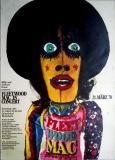 FLEETWOOD MAC - 1970 - Plakat - Günther Kieser - Poster - Düsseldorf