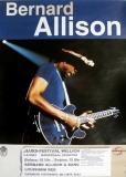 BLUES FESTIVAL WILLICH - 2003 - Konzertplakat - Bernard Allison - Poster