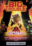 SMALL SOLDIERS - 1998 - Filmplakat - Kirsten Dunst - Gregory Smith - Poster