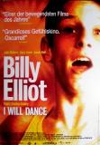 BILLY ELLIOT - I WILL DANCE - 2000 - Filmplakat -  Jamie Bell - Poster