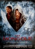 DER MONGOLE - 2007 - Filmplakat - Tadanobu Asano - Khulan Chuluun - Poster