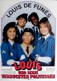 LOUIS UND SEINE VERRÜCKTEN POLITESSEN - 1982 - Plakat - De Funes - Poster